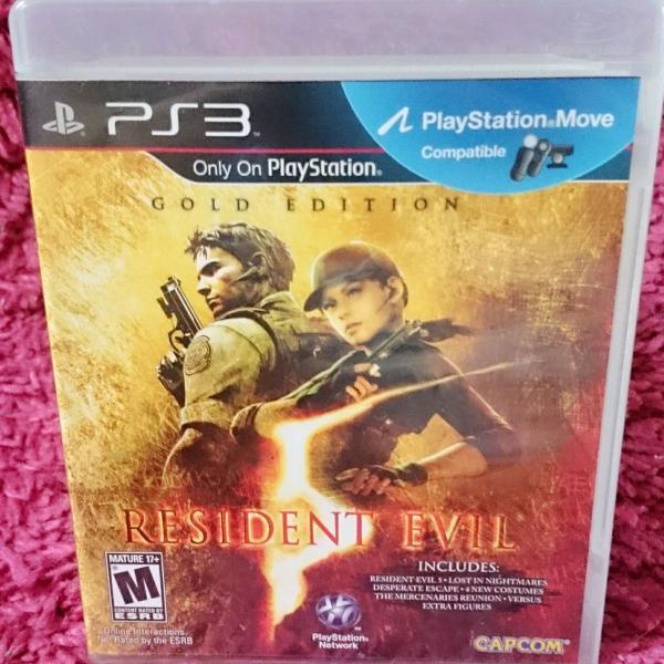 Resident evil - ps3