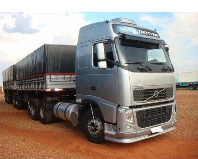 Volvo fh 440 i-shift 6x2 engatado 2012