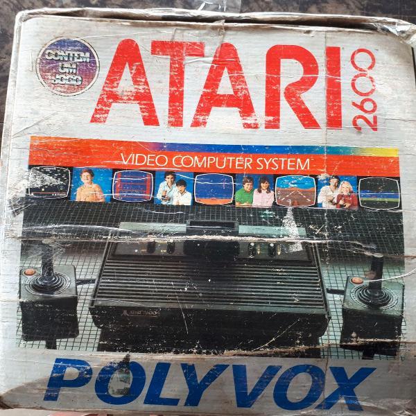 Atari 2600 polyvox