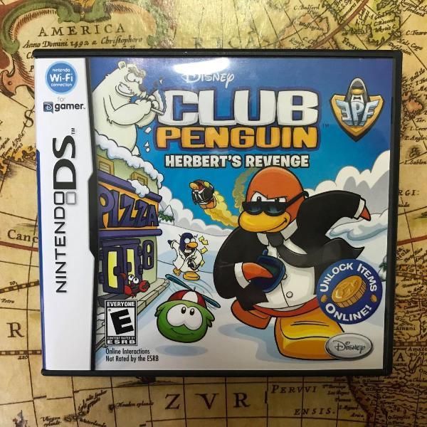 Club penguin - herbert's revenge