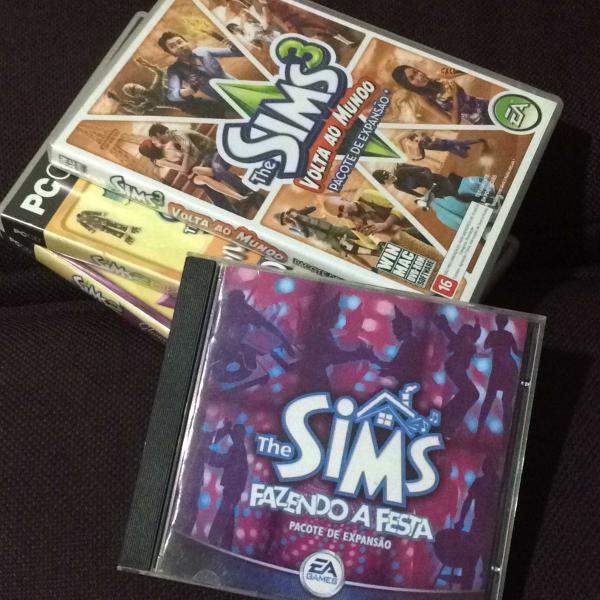 Combo the sims originais