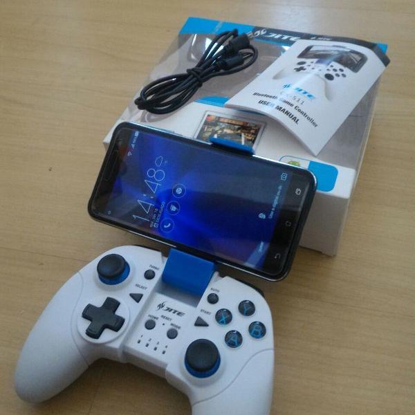 Controle bluetooth para celular