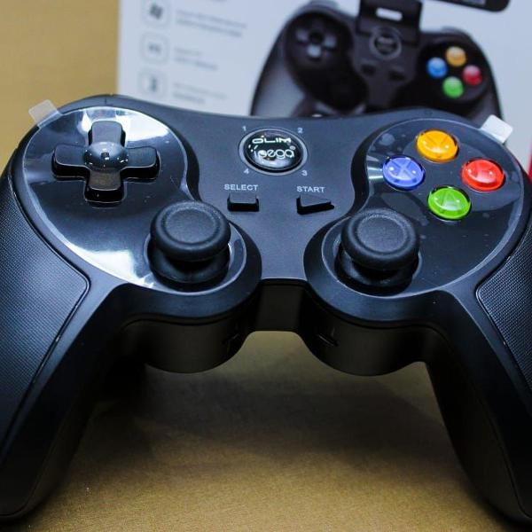 Controle ípega gamepad bluetooth