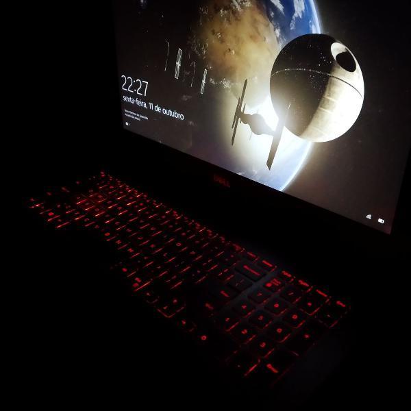 Dell gaming 7577 i7 1060