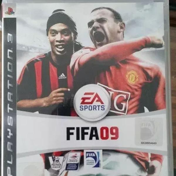 Fifa 09 para playstation 3 (ps3)