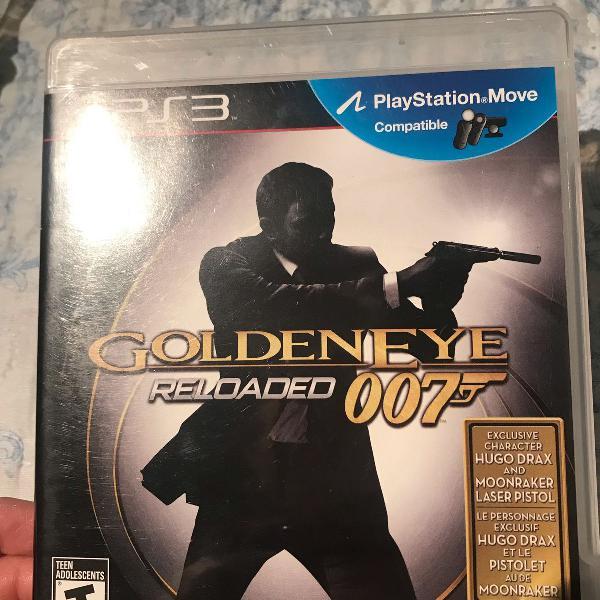 jogo golden eye reloaded 007 para ps3