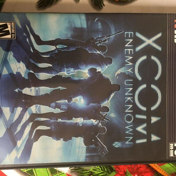 Jogo pc xcom enemy unknown