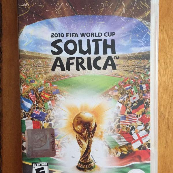 Jogo psp fifa south africa