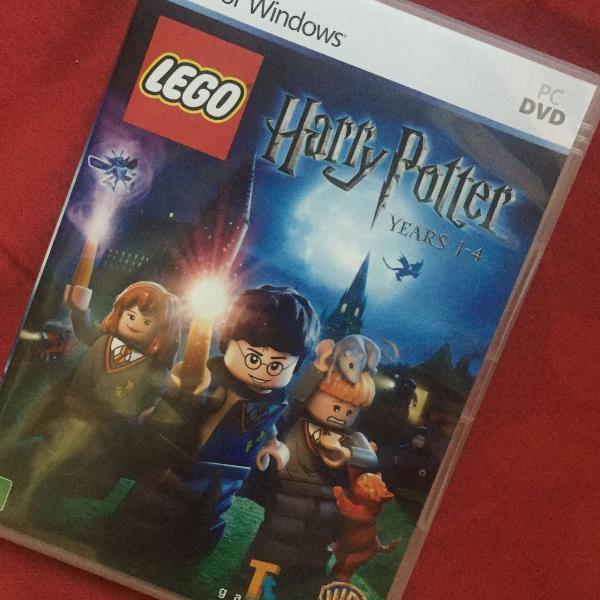 Lego harry potter anos 1-4