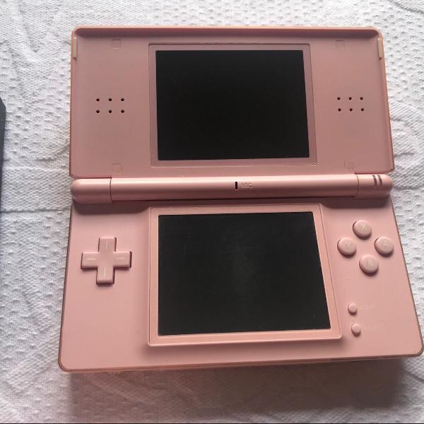 Nintendo ds life rosa