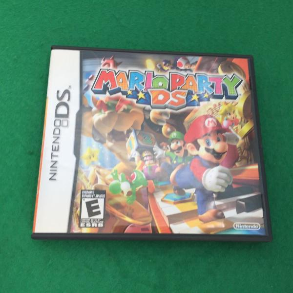 Nintendo ds - mario party ds