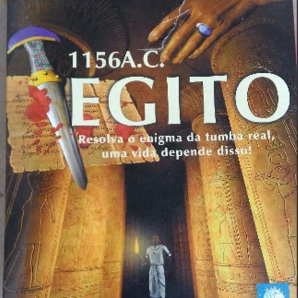 Pc game - egito 1156 a.c. jogo antigo para pc