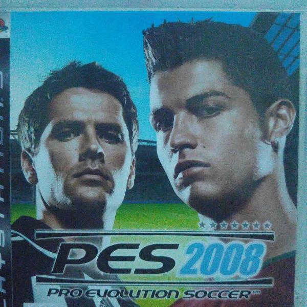 Pro evolution soccer (pes 2008) - ps3