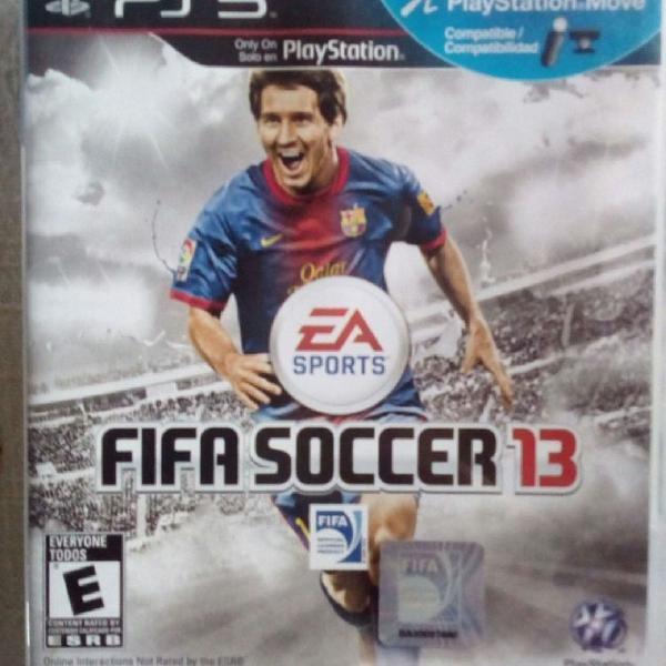 Ps3 fifa soccer 13 (tha)