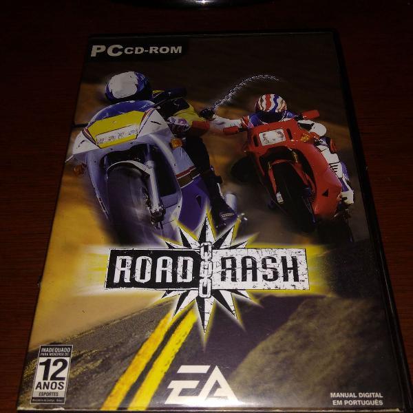 Road rash jogo para pc