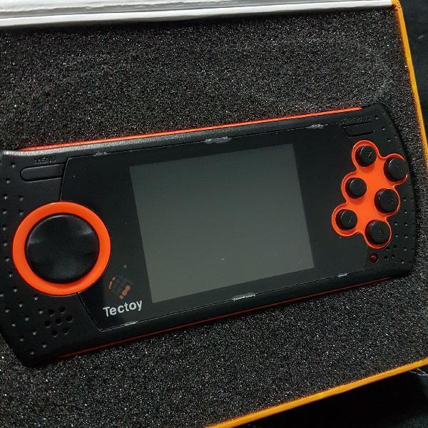 Vídeo game mega drive portátil