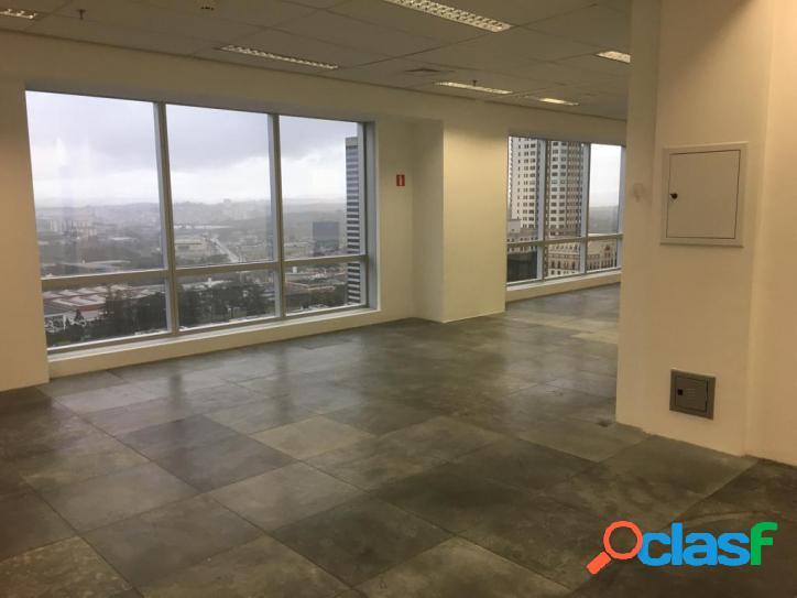 Sala comercial no edifício west towers alphaville - 103,61m²
