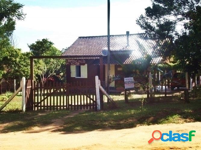 Sitio com casa em condomínio fechado, lagoa para banho, águas claras/viamão