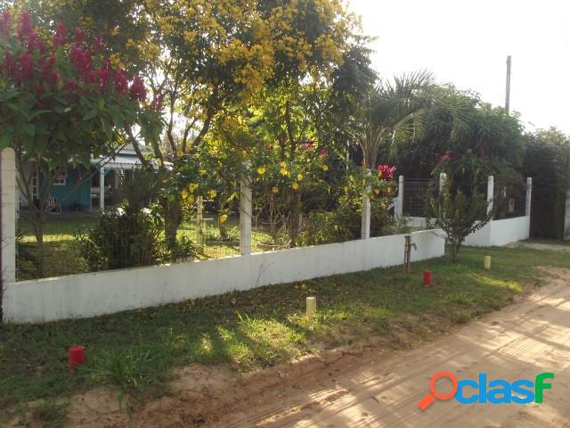 Casa nova de Alvenaria com 111m², Condomínio junto a RS 040, Morro Grande 1