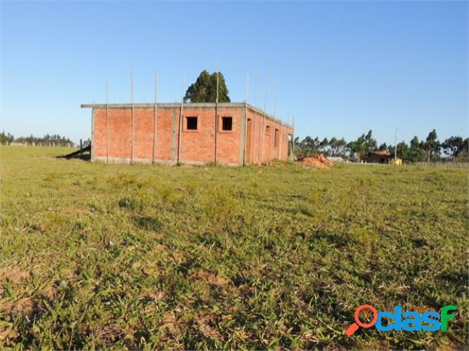 Sítio rural de 2 hectares, em loteamento, águas claras / viamão