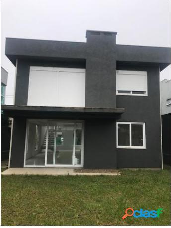 Casa residencial em condomínio fechado de alto padrão, viamão/rs