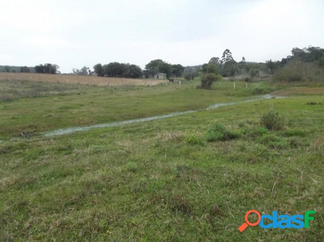 Sitio rural na costa do oveiro com 10.8 hectares, viamão