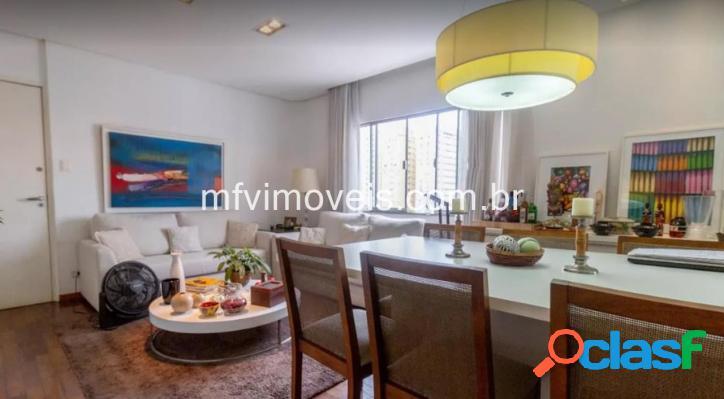 Apartamento semi mobiliado de 2 quarto(s) para aluguel no jardim américa em são paulo - sp