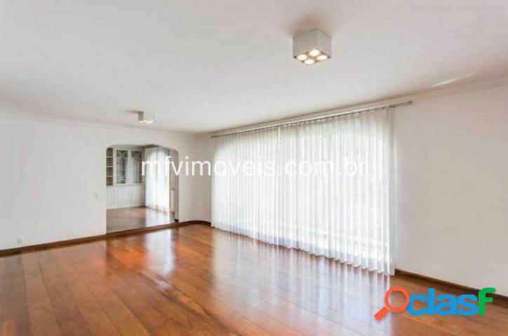 Apartamento 4 quartos para venda no jardim paulista