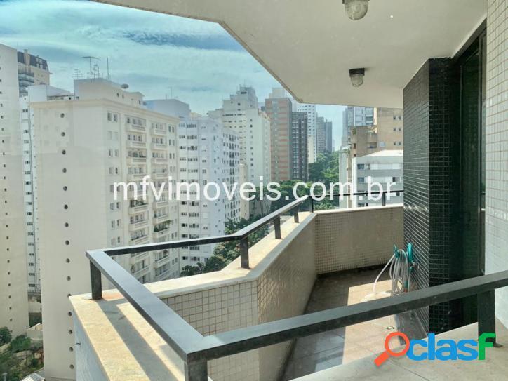 Apartamento 4 quarto(s) para Venda ou Aluguel no bairro Jardim Paulista em São Paulo - SP 3
