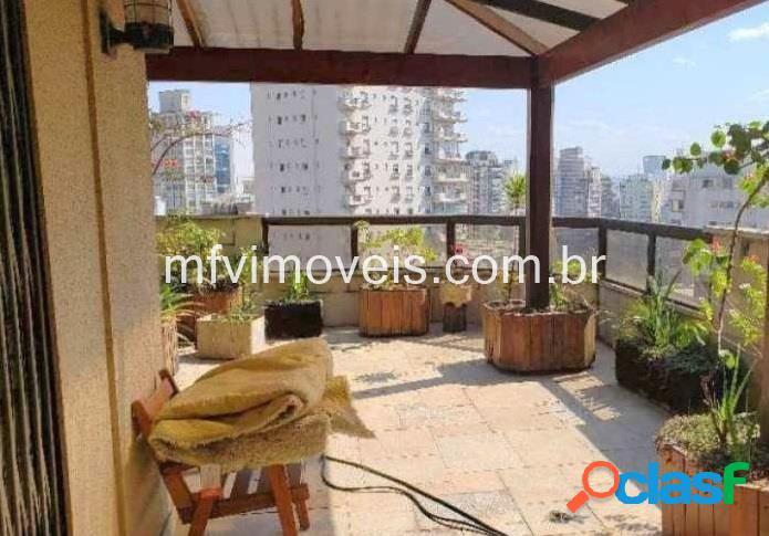Cobertura triplex 4 quarto(s) para venda no bairro jardim paulistano em são paulo - sp
