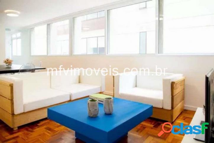Apartamento 2 quarto(s) para venda no bairro jardim paulista em são paulo - sp