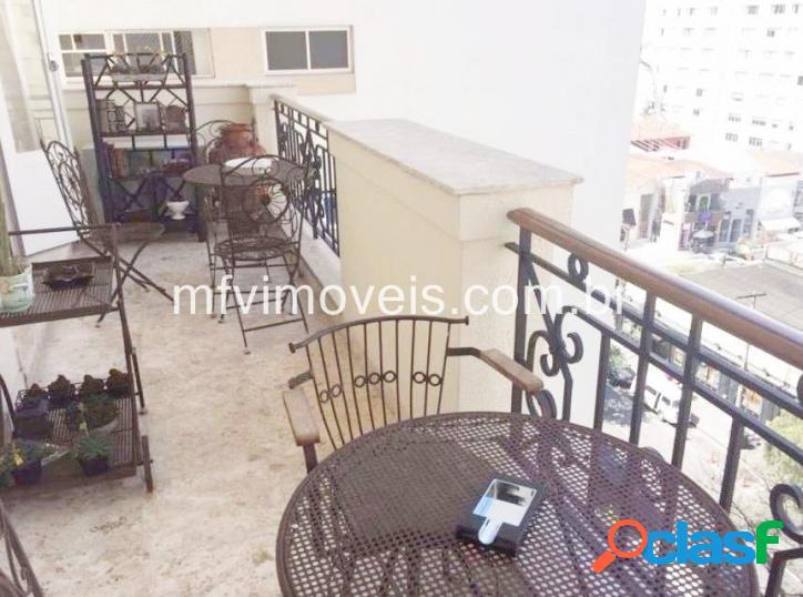 Apartamento alto padrão no bairro jardim paulista, 260 m² de área útil sendo 01 suíte, 03 vagas de garagem fixa.