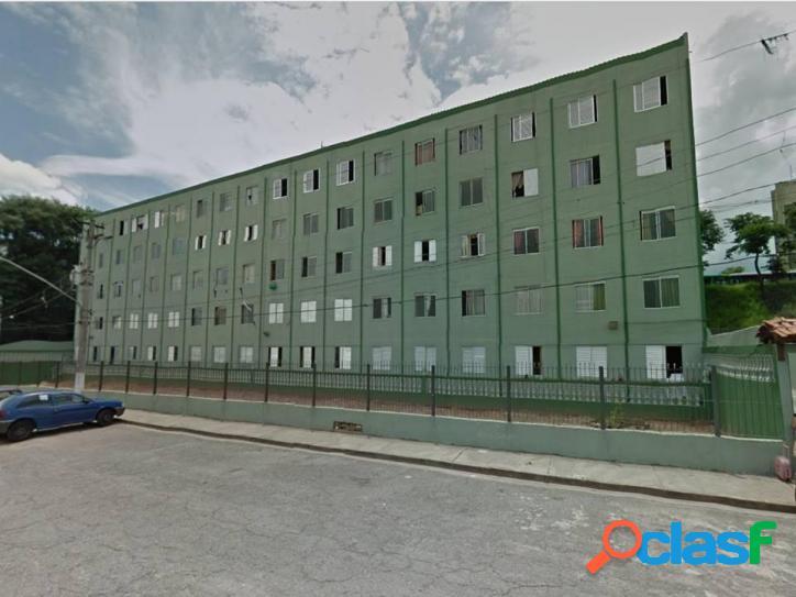 Apartamento amplo com excelente localização, próximo ao hospital geral de taipas