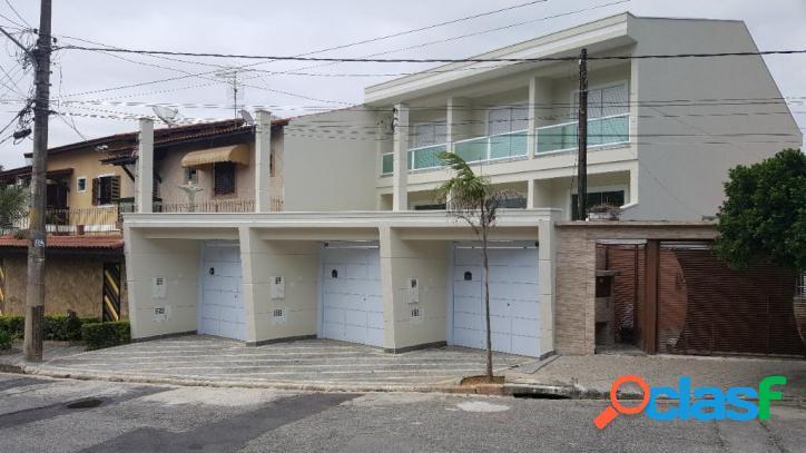 Sobrado residencial à venda, jardim cidade pirituba, são paulo.
