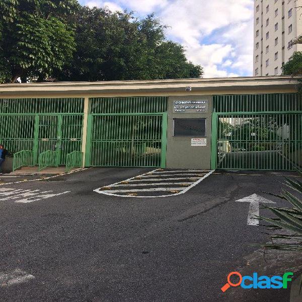 Apartamento residencial à venda, brasilândia, são paulo.