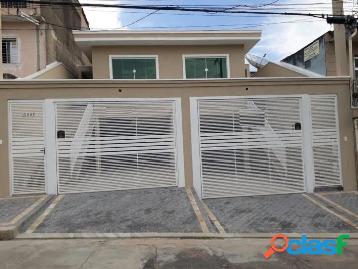 Casa assobradada nova com excelente localização. aceita permuta por imóvel de menor valor.