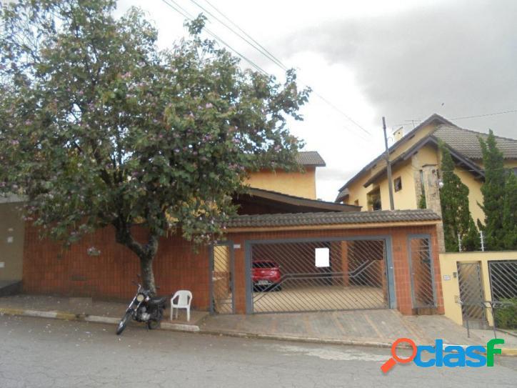 Casa residencial à venda, city américa, são paulo - ca0239.