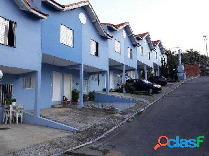 Sobrado com 2 dormitórios à venda, 86 m² por r$ 275.000 - jaraguá - são paulo/sp