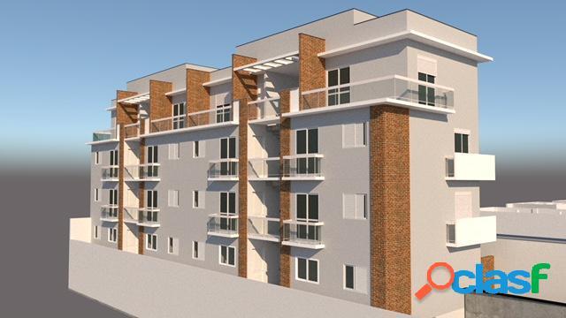 Apartamento com 2 dormitórios à venda, 47 m² por r$ 190.000 - vila jaguara - são paulo/sp