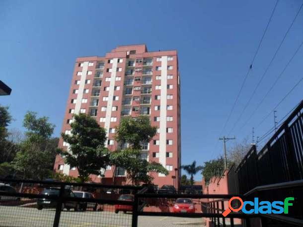 Apartamento com 2 dormitórios à venda, 52 m² por r$ 270.000 - conjunto residencial vista verde - são paulo/sp