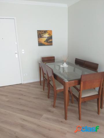 Apartamento com 3 dormitórios à venda, 68 m² por r$ 365.000 - vila marina - são paulo/sp
