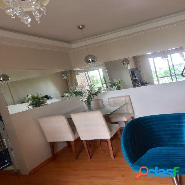 Apartamento com 2 dormitórios à venda, 48 m² por r$ 290.000 - pirituba - são paulo/sp