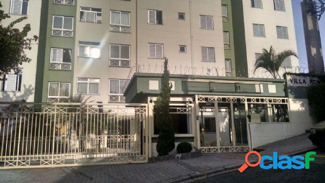 Apartamento com 2 dormitórios à venda, 47 m² por r$ 235.000 - vila cruz das almas - são paulo/sp
