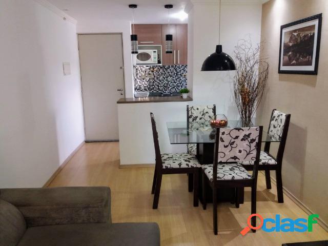 Apartamento com 2 dormitórios à venda, 48 m² por r$ 250.000 - vila jaraguá - são paulo/sp