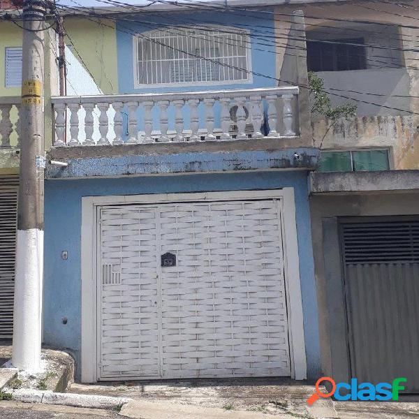 Sobrado com 2 dormitórios à venda, 122 m² por r$ 365.000 - vila nova parada - são paulo/sp
