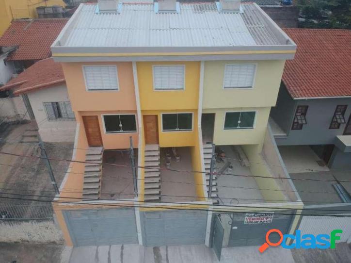 Sobrado à venda, 90 m² por r$ 395.000 - vila bancária munhoz - são paulo/sp