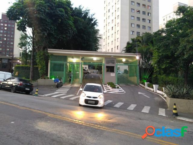 Apartamento com 2 dormitórios à venda, 48 m² por r$ 210.000 - brasilândia - são paulo/sp