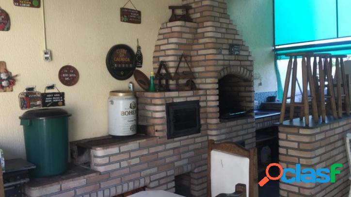 Linda casa com 2 suítes + 1 dormitório, 2 salas vila bonilha (500)