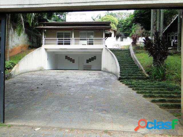 Casa com 3 dormitórios para alugar, 330 m² por r$ 6.000/mês - horto florestal - são paulo/sp