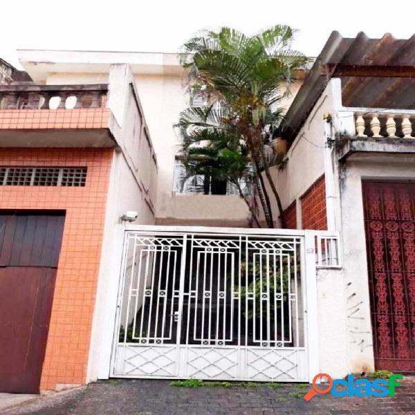 Sobrado com 3 dormitórios para alugar, 200 m² por r$ 2.000/mês - vila nossa senhora do retiro - são paulo/sp
